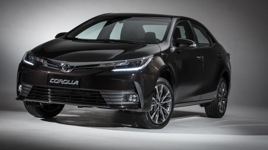 Toyota Corolla Altis sai de linha com a proximidade da nova geração