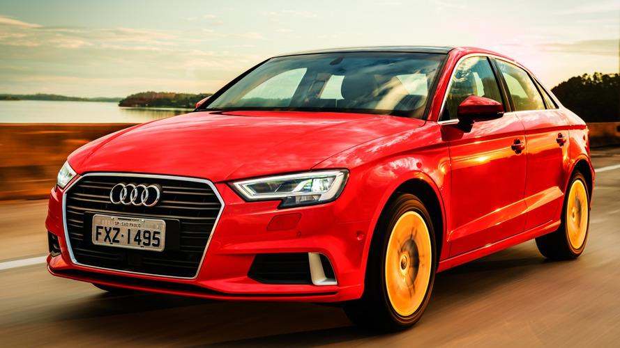 Sedãs premium mais vendidos: A3 Sedan contraria viés de baixa