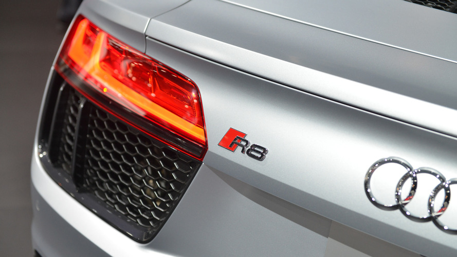 Audi R8 V6 Is A No-Go, According To Company Spokesperson