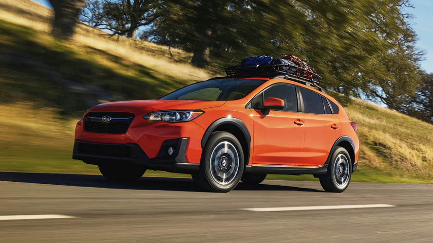 2018 Subaru Crosstrek Starts At $22,710, $140 More Than Last Year