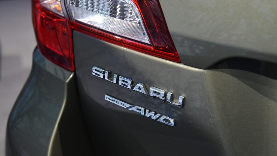 Subaru préparerait un SUV avec 500 kilomètres d'autonomie pour 2021