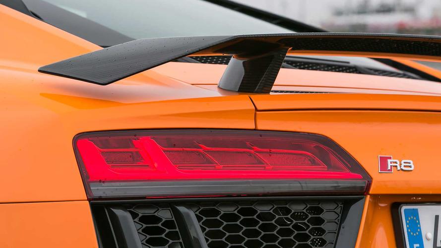 Audi R8 V10 plus 2017: el teaser de la videoprueba más espectacular
