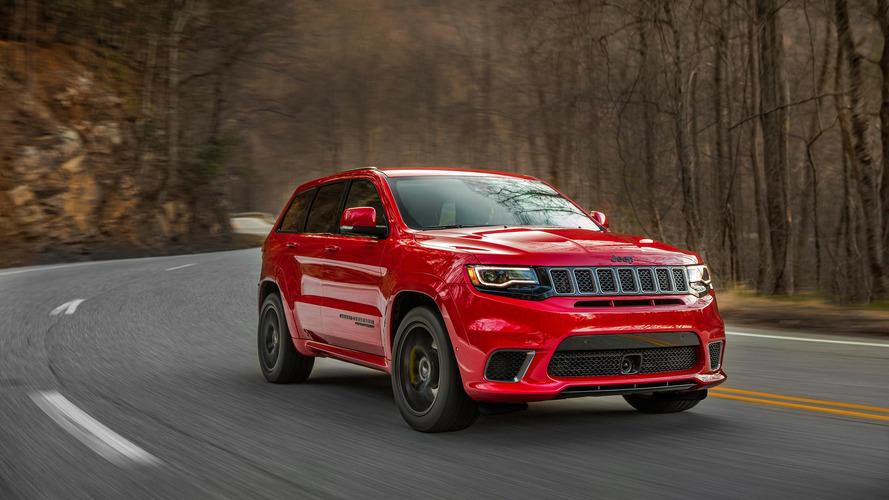 Jeep Grand Cherokee 2022: con la plataforma del Alfa Romeo Stelvio