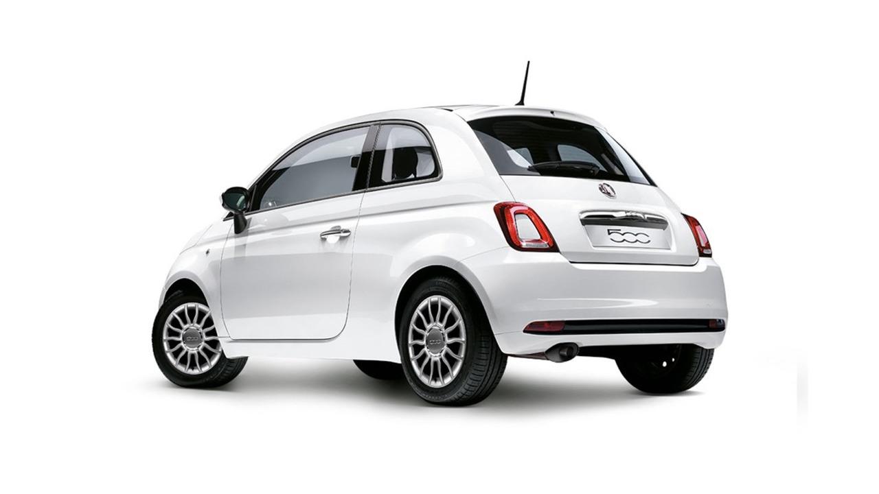 Fiat 500 given away by Mopar