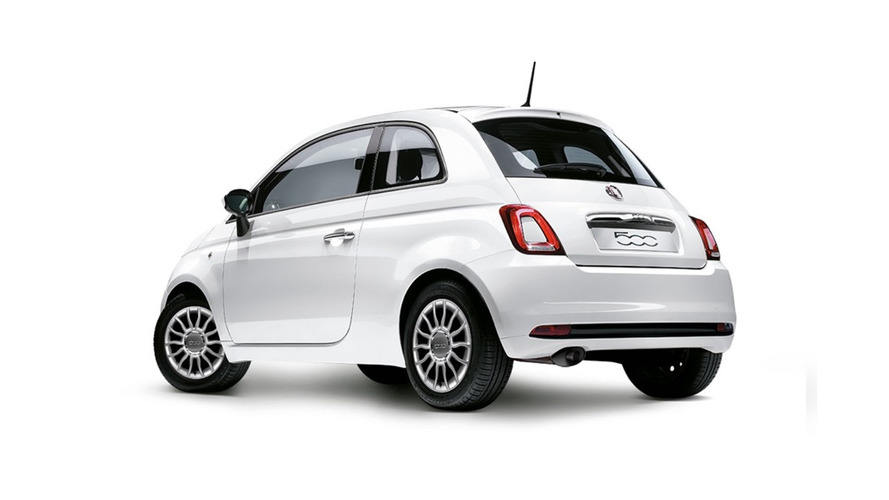 Fiat 500 given away by Mopar