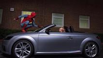 Audi A8 Spider-Man Debut
