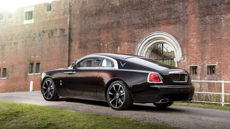 2017 Rolls-Royce Wraith Inspired by Music - Tommy
