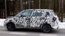 Fiat 500L Spy Pics