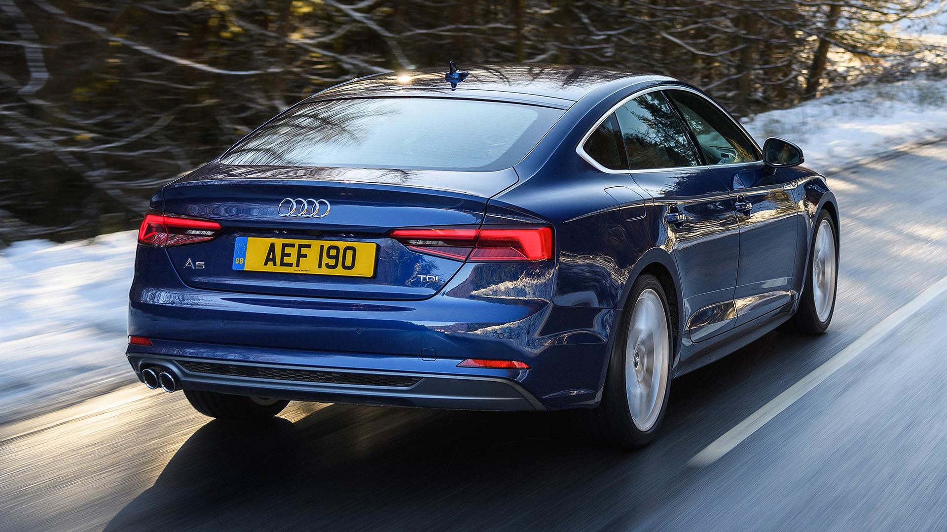 2017 Audi A5 Sportback Review