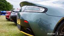 Goodwood Festival of Speed 2017 parking superdeportivos