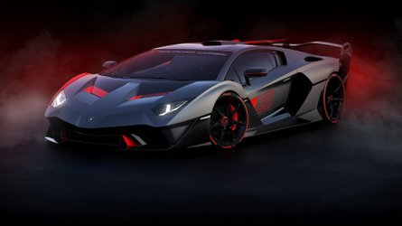 Lamborghini SC18 Alston, pezzo unico firmato Squadra Corse