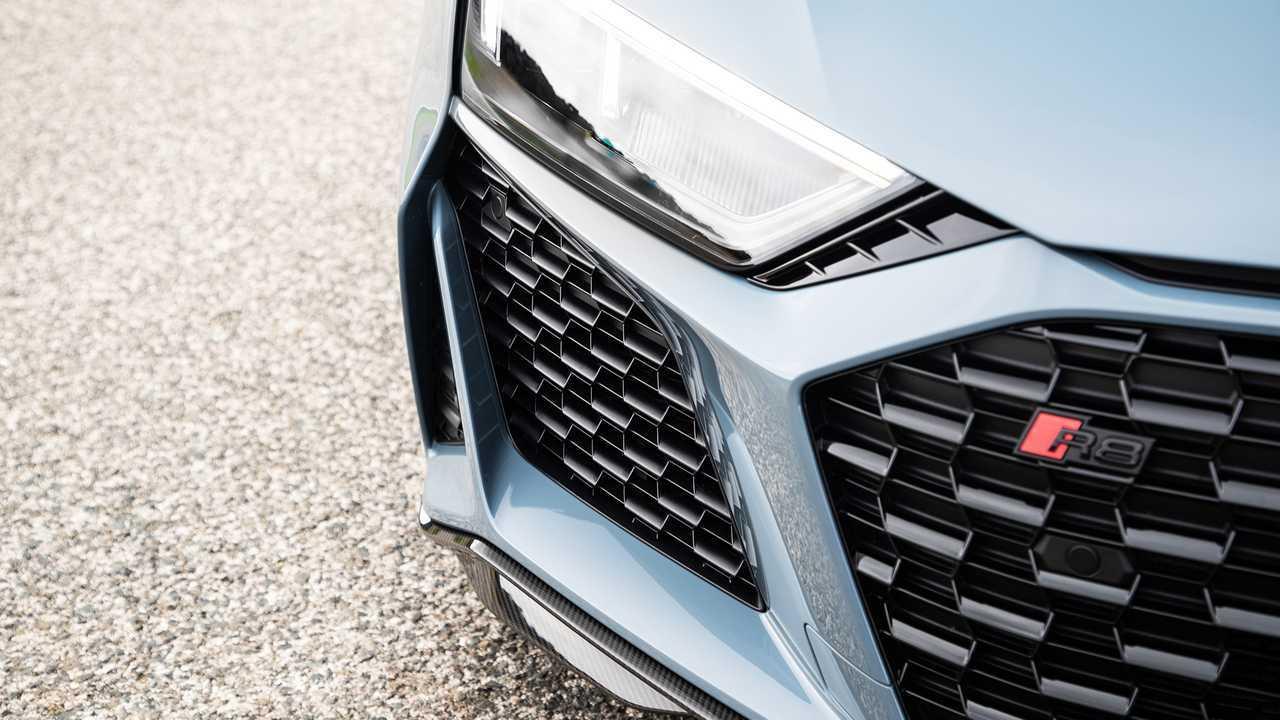 2019 Audi R8 OnLocation