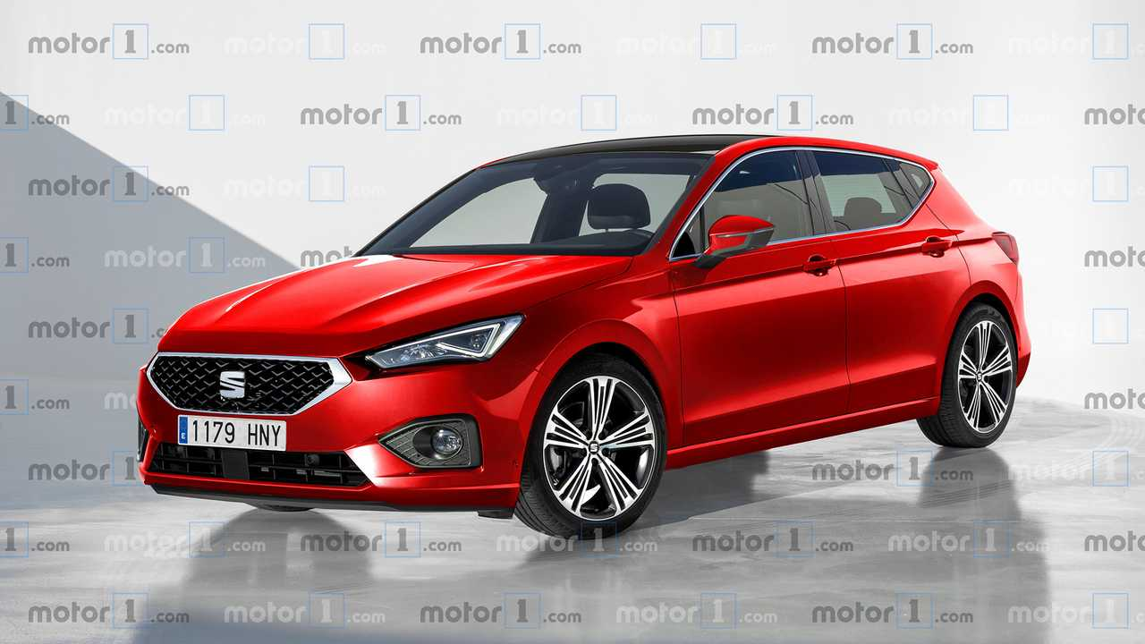Illustration SEAT Leon