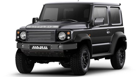 Suzuki Jimny Body Kits Turn It Into Tiny Defender, G-Class