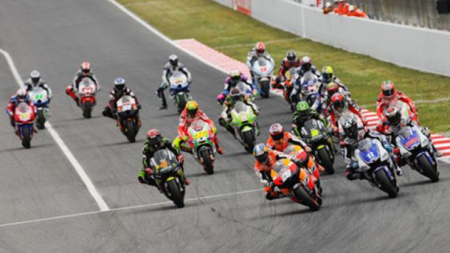 Motomondiale 2013, le entry list di MotoGP, Moto2 e Moto3