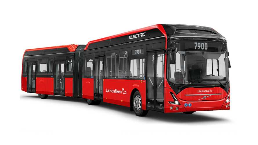 Sweden: Volvo Buses To Deliver 49 High-Capacity EV Buses To Jönköping