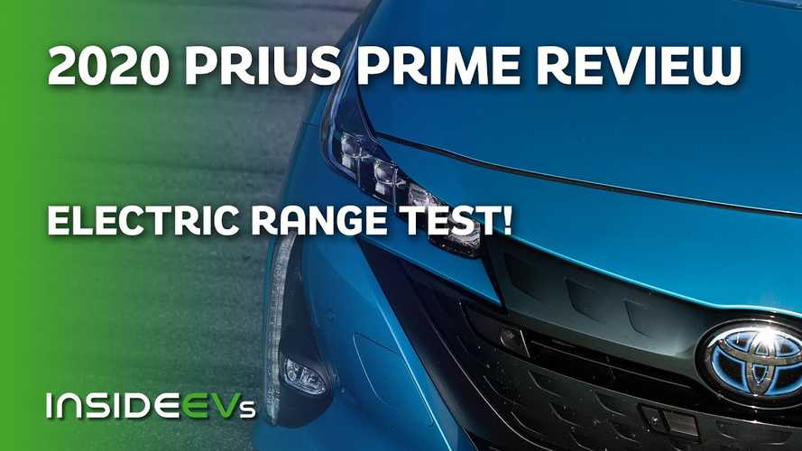 Toyota Prius Prime Review & Range Test: Is It Better Than A Ferrari?