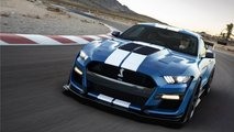 Ford Mustang Shelby GT500SE Signature Edition