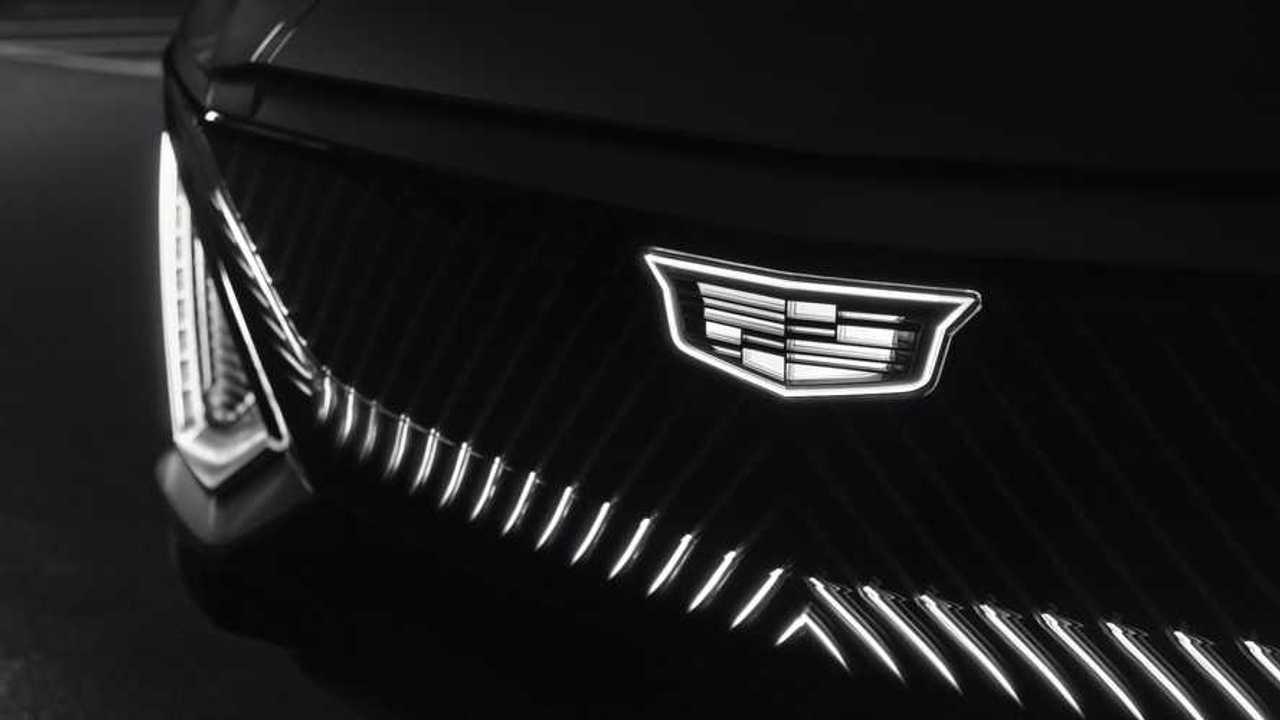 2023 Cadillac Lyriq Badge