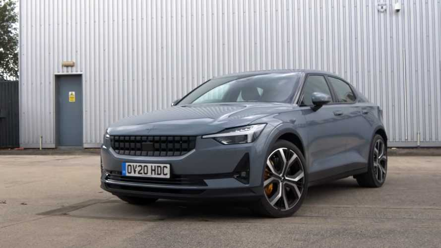 Another UK Reviewer Compares Polestar 2 To Tesla Model 3