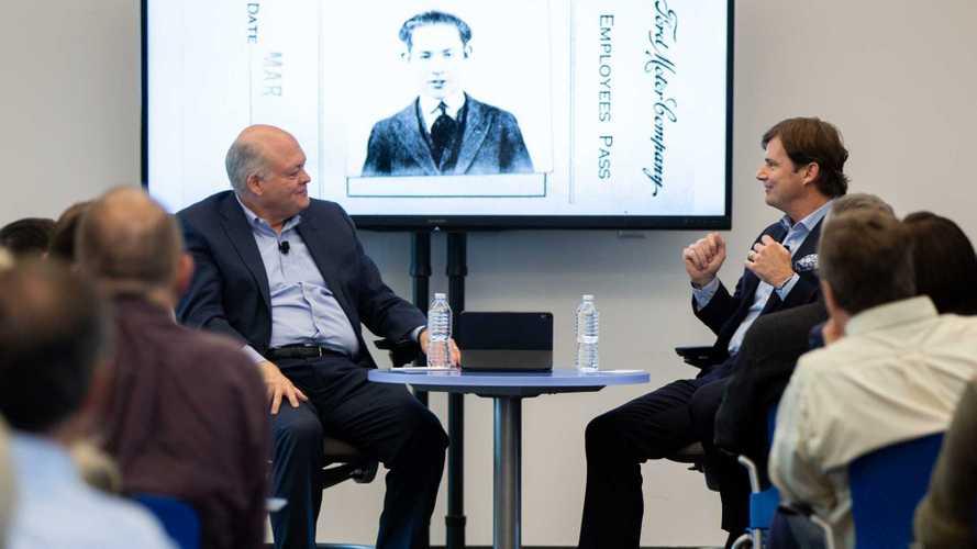 Ford: Jim Hackett, responsável pela reestruturação da marca, deixará o cargo