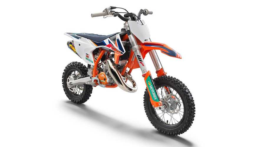 2021 KTM SX Factory Edition