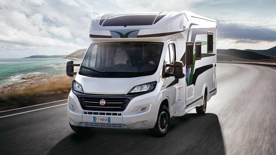 Fiat Ducato Camper 2020
