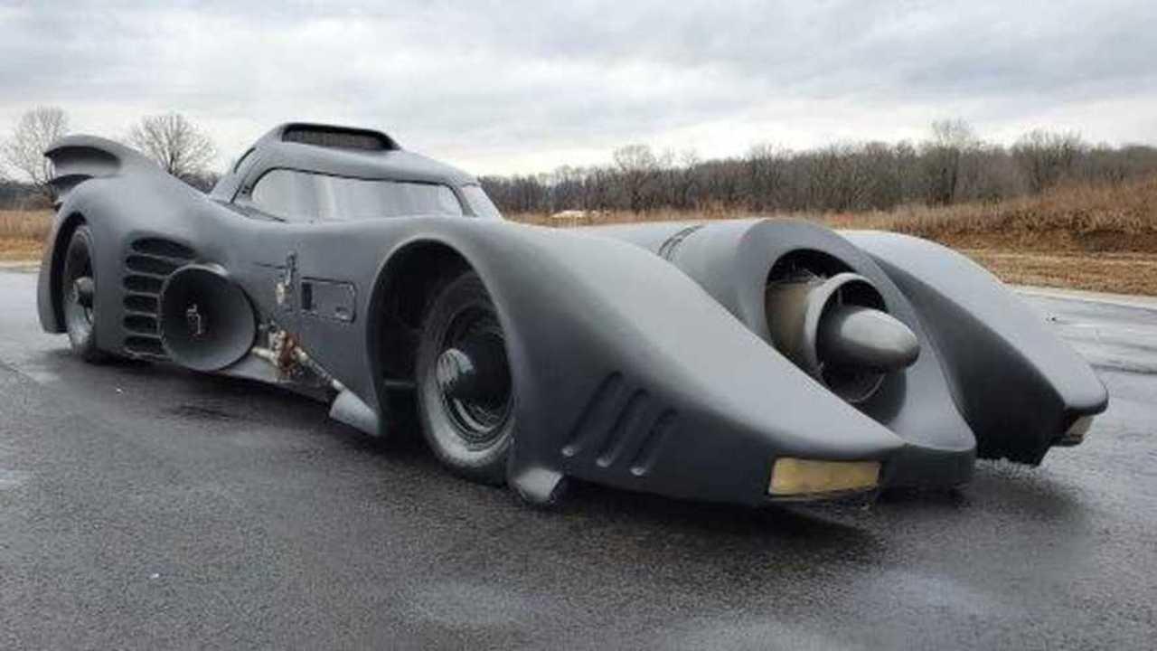 Batmobile, Ectomobile, DeLorean Head To Auction
