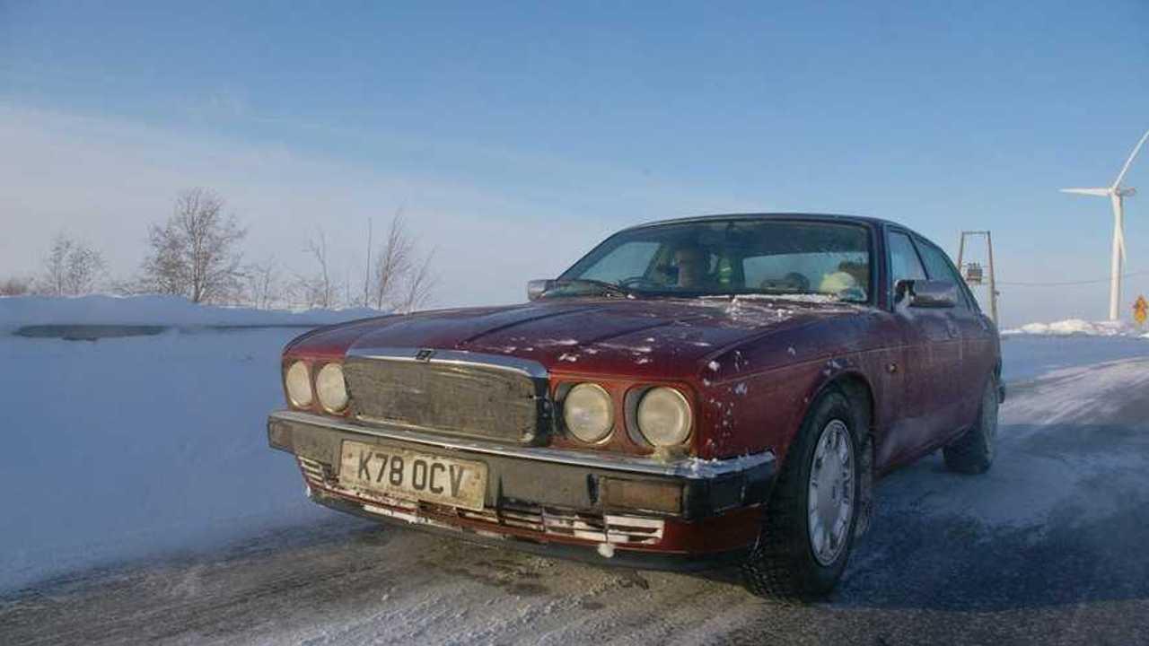 Bangernomics: Across the Baltic in a £900 Jaguar
