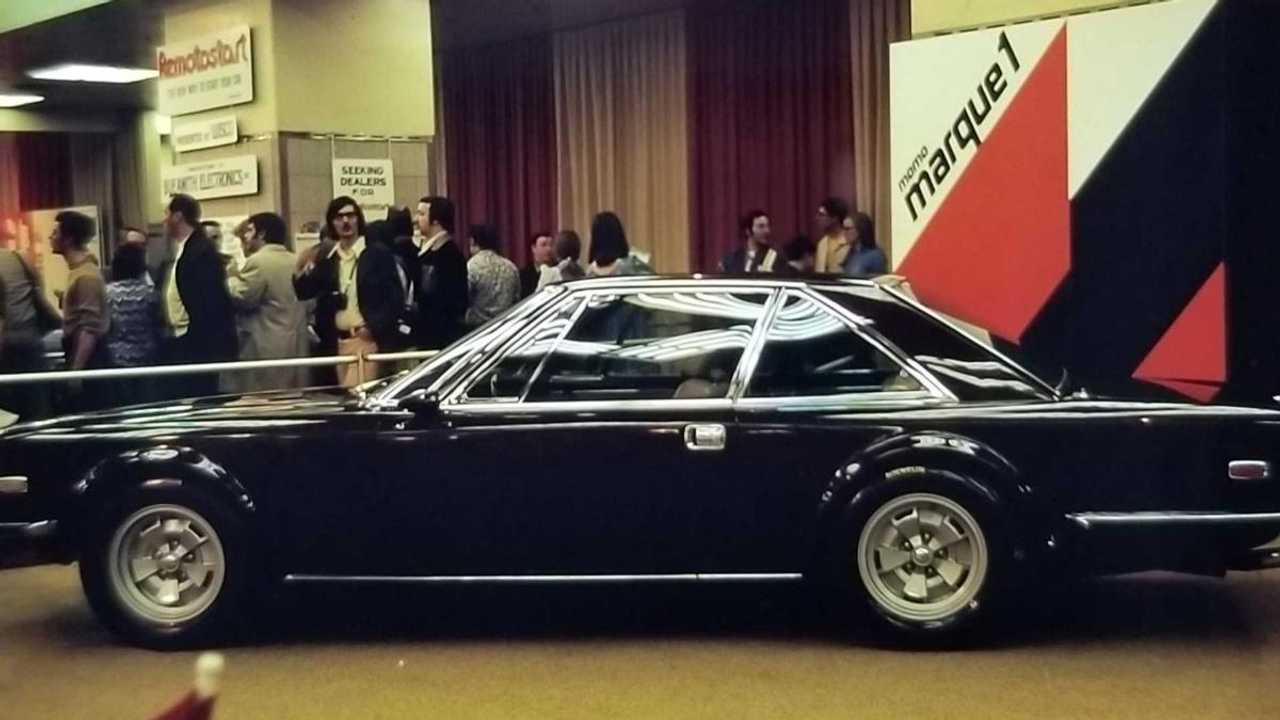 These rare retro motorshow photos will take you back in time
