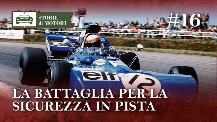 Jackie Stewart, la storia un grande campione oltre la Formula 1