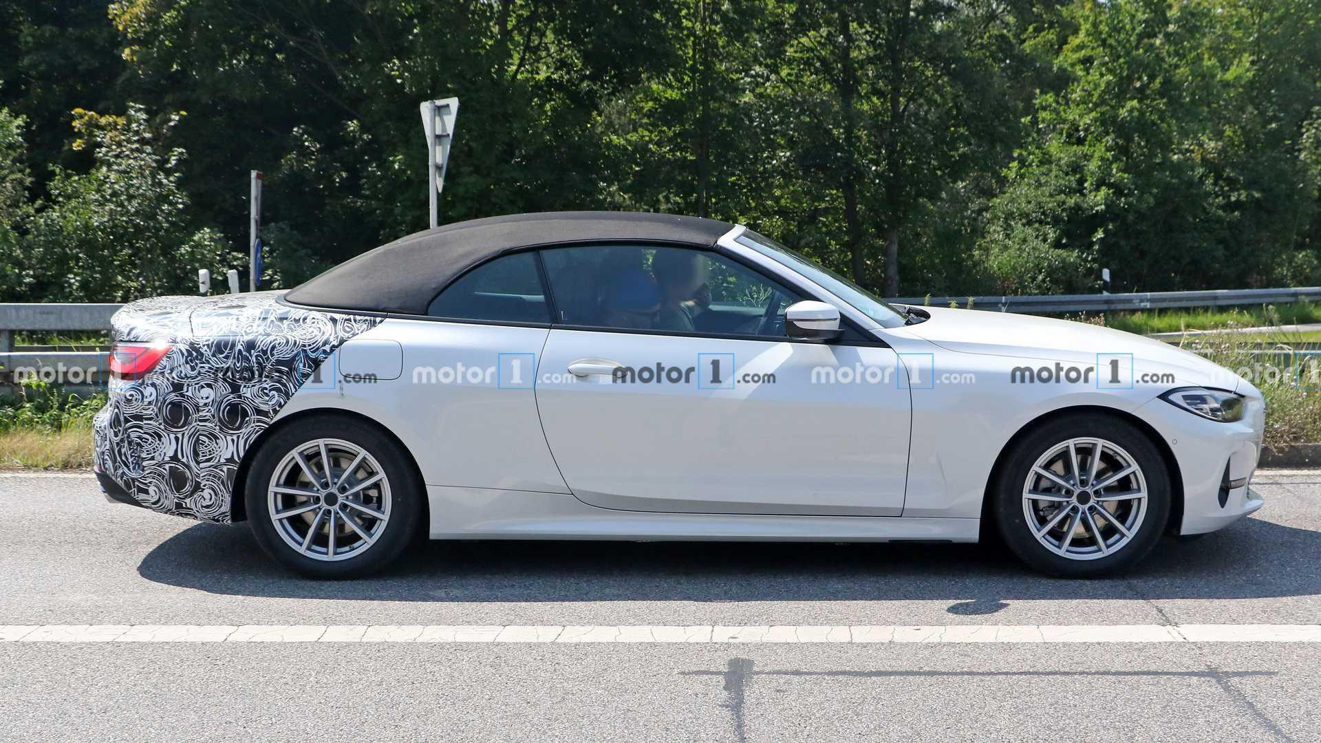 2020 - [BMW] Série 4 Coupé/Cabriolet G23-G22 - Page 16 New-bmw-4-series-convertible-profile