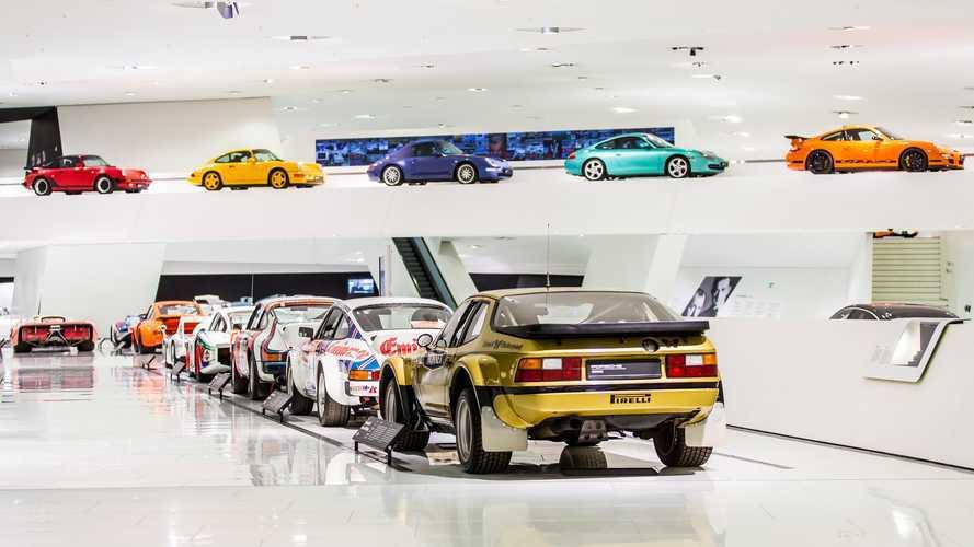 Il Museo Porsche offre una giornata di visite gratis