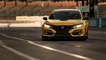 Honda Civic Type R Limited Edition, récord en Suzuka