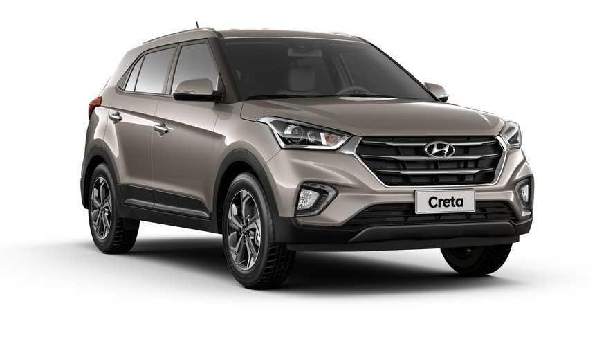 Hyundai Creta Limited 1.6 2021 traz itens da versão Prestige 2.0 por R$ 99.990