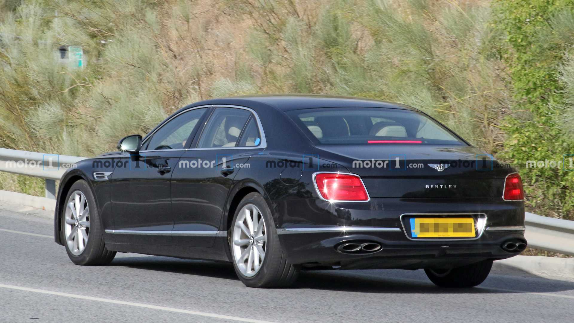 2018 Bentley Continental Flying Spur 74