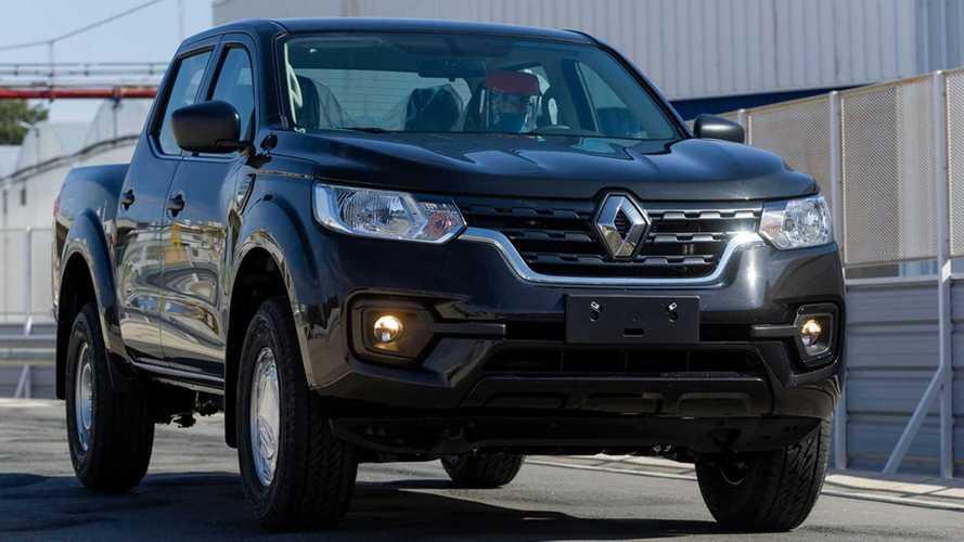 Renault Alaskan começa a ser vendida na Argentina mais cara que a Nissan Frontier