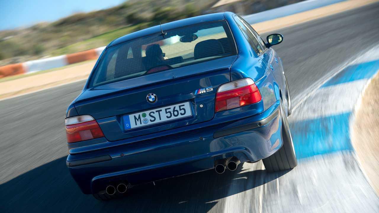 BMW M5 (E39 S)