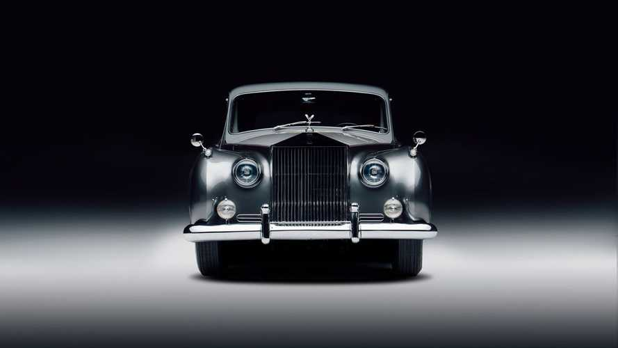 La Rolls Royce Phantom V EV realizzata da Lunaz