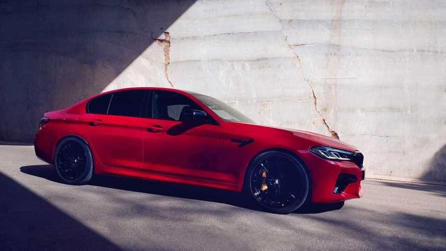 Хардкорная BMW M5 CS: первые подробности