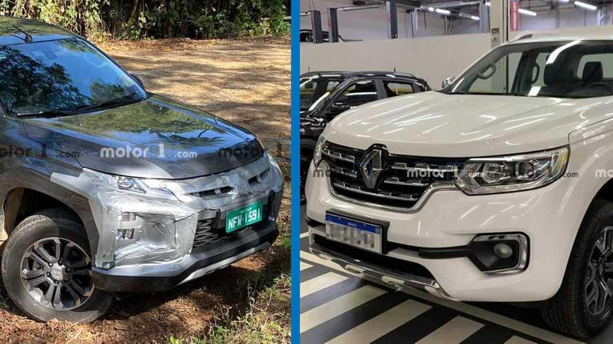 Semana Motor1.com: Nova L200, Alaskan e Corolla Cross flagrados, Tiggo 8 e mais