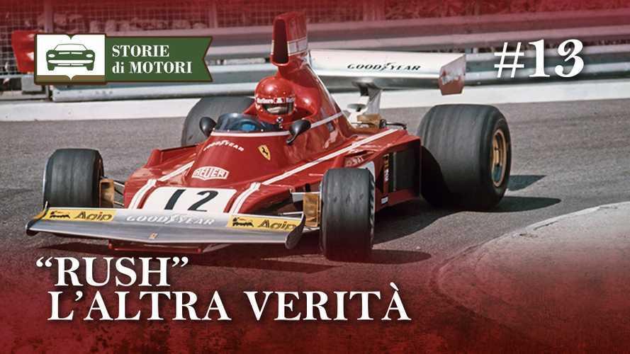 Quello che il film Rush non racconta su Lauda, Hunt e Ferrari