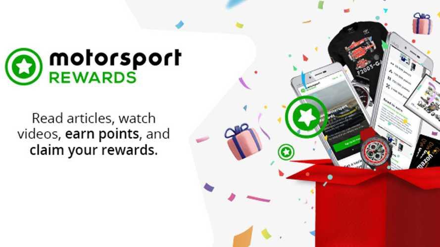 Motorsport Rewards (Bild von M1 USA)