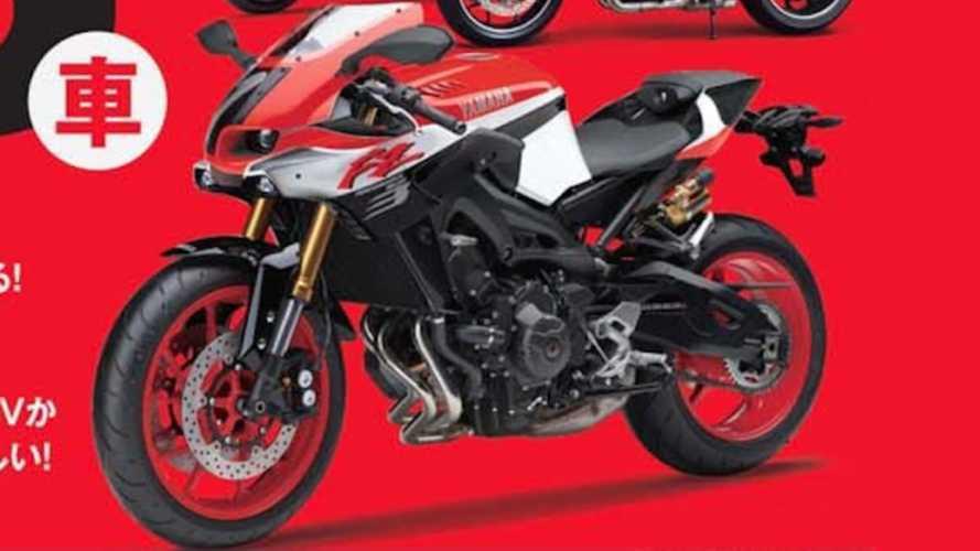 Yamaha va proposer une nouvelle FZ sur base de MT-09 ?