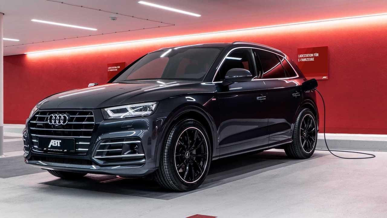 Audi Q5 TFSIe - ABT