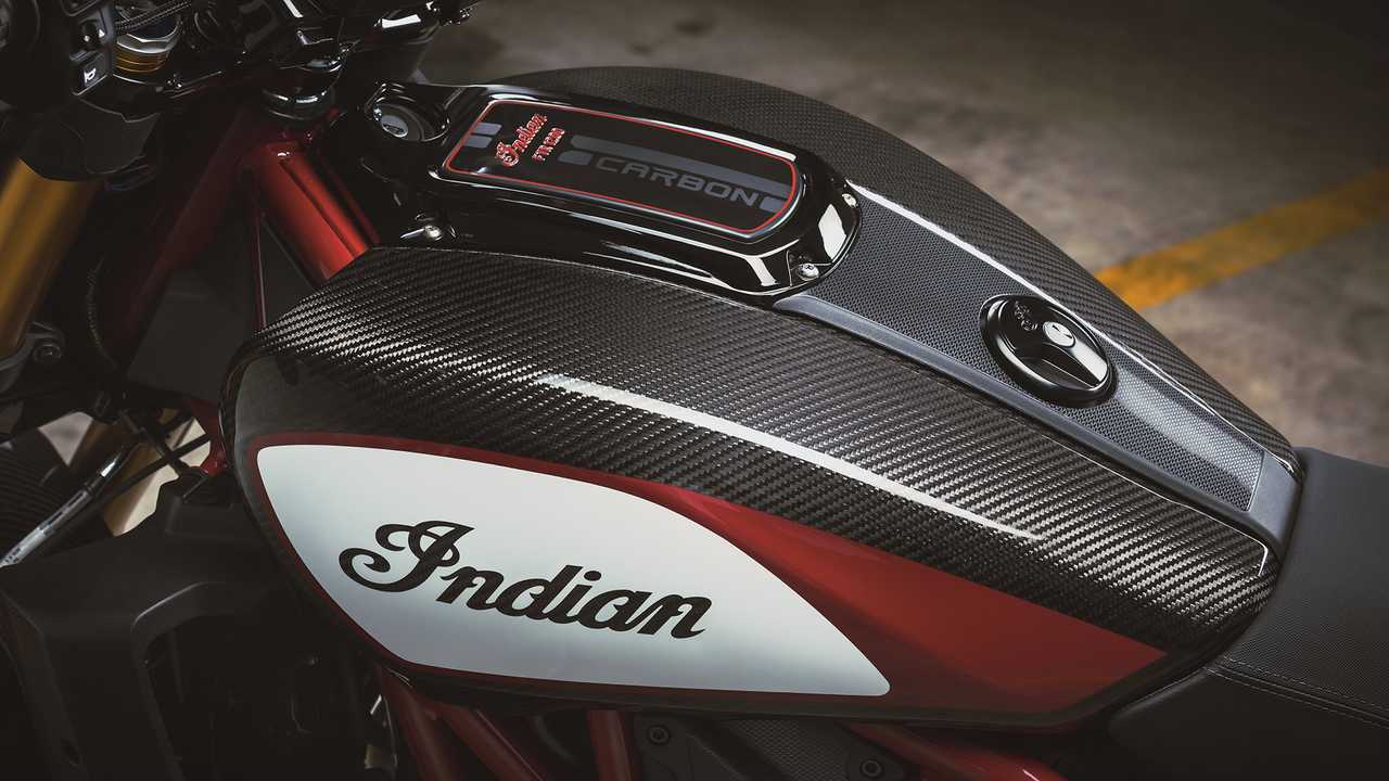 2020 Indian FTR 1200 Carbon