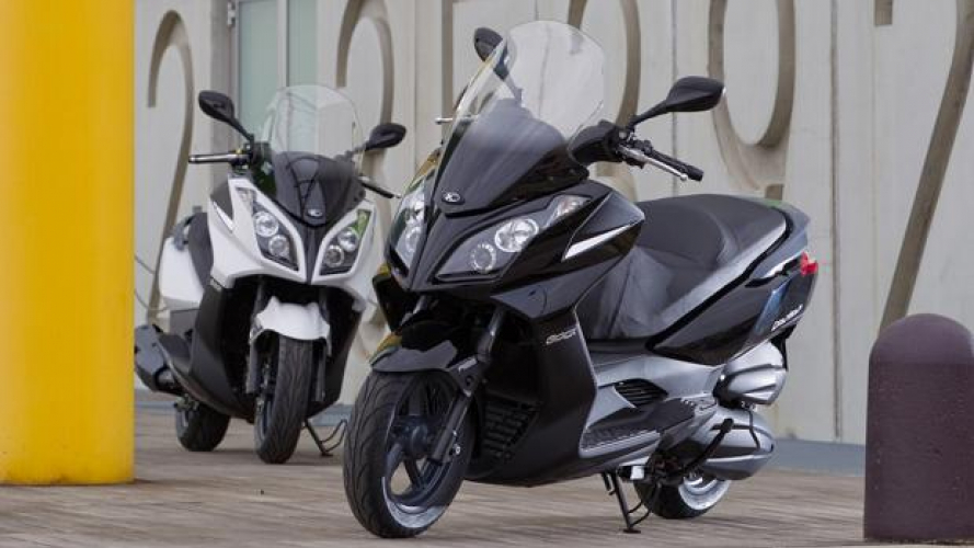 Kymco Downtown 300i ABS 2015