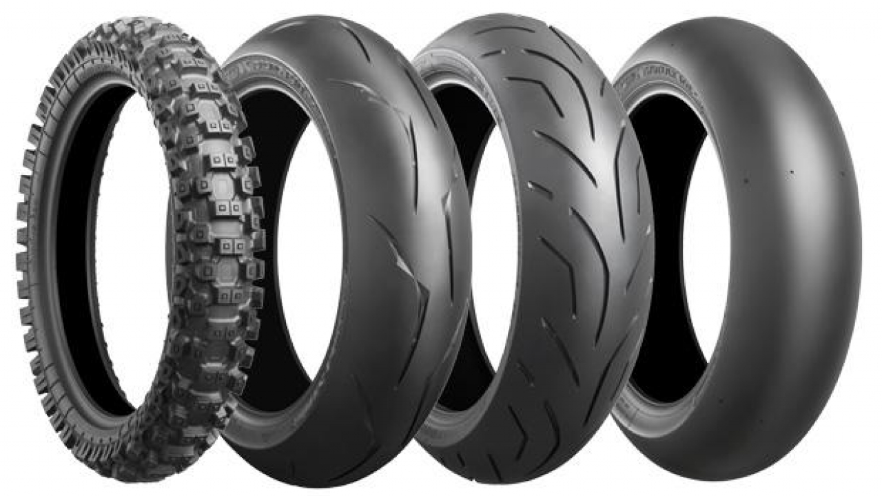 Quattro nuovi pneumatici da Bridgestone