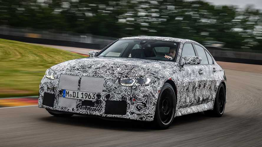 Premier contact - BMW M3 (2020)
