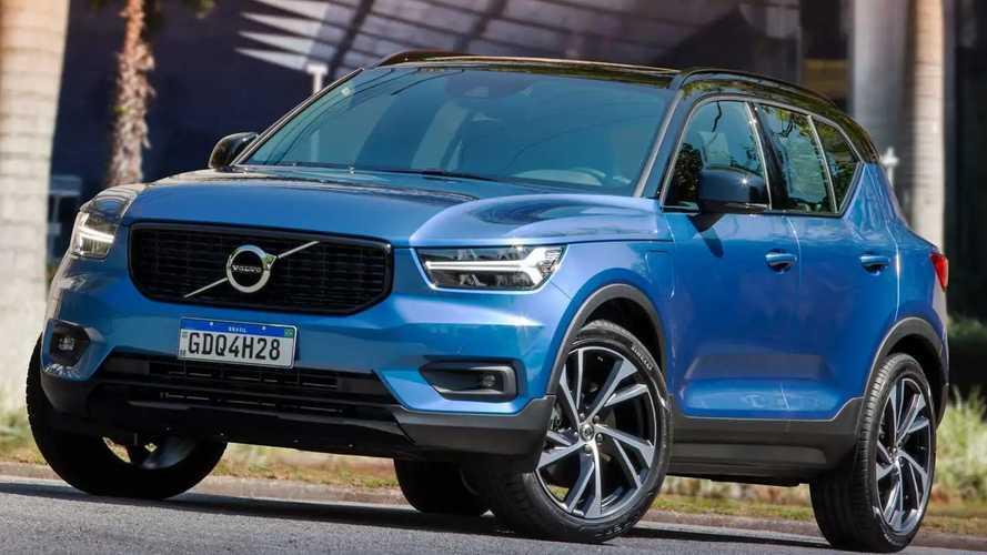 Teste: Volvo XC40 T5 Hybrid R-Design